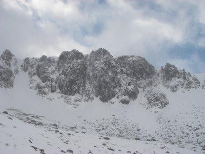 Stob Coire nan Lochan 19th March
