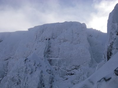Number Three Gully Buttress