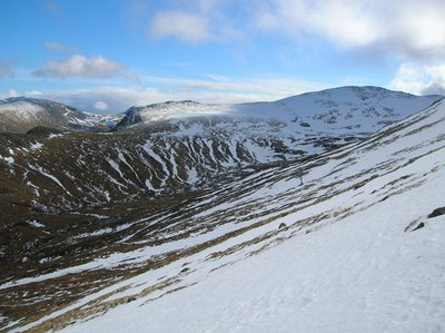 Back Corries Aonach Mor - 17th February