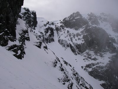 Number Four Gully area - 22nd February