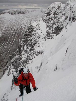 Number Two Gully Buttress