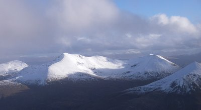 Mamores 7th March