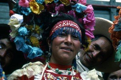 Happy Andean Folk